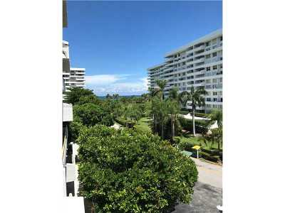 Key Biscayne Condo Active-Available: 155 Ocean Lane Dr #413