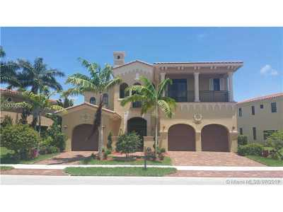 Parkland Single Family Home Active-Available: 9561 Eden Manor