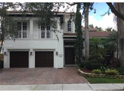 Doral Single Family Home Active-Available: 11161 Northwest 71st St