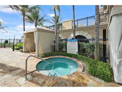 Lauderdale By The Sea Condo For Sale: 4445 El Mar Drive #2404