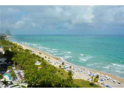 bal harbour Condo For Sale: 9601 Collins Ave #1404