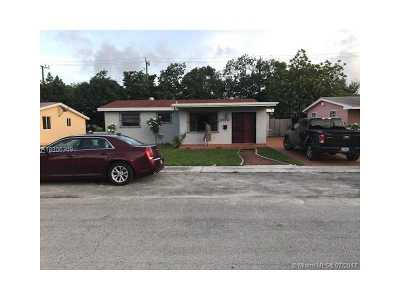 Hialeah Single Family Home Active-Available: 1030 West 33rd Pl