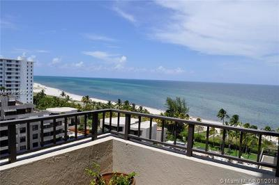 Key Biscayne Condo For Sale: 201 Crandon Bl #1036