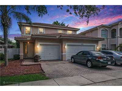 Miramar Single Family Home Active-Available: 13753 Southwest 32nd St