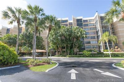 Weston Condo For Sale: 16300 N Golf Club Rd #606