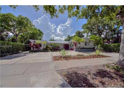 North Miami Single Family Home Active-Available: 12610 Ixora Rd