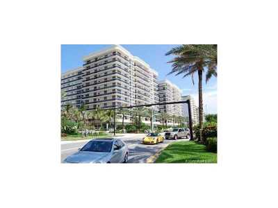 Surfside Condo Active-Available: 9559 Collins Ave #S2-H