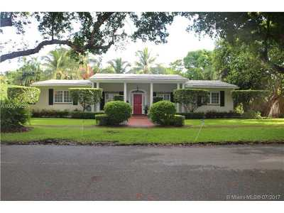 Coral Gables Riveria Sec, Coral Gables Riviera Sec Single Family Home Active-Available: 1535 Baracoa Ave