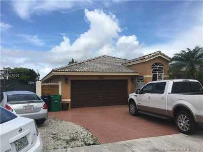 Single Family Home For Sale: 3788 SW 147th Pl