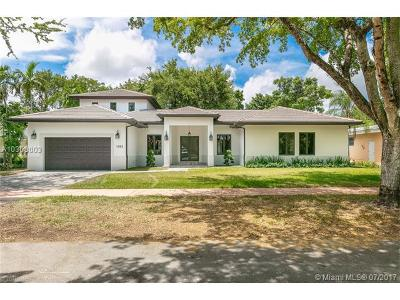 Coral Gables Single Family Home Active-Available: 1553 Murcia Ave