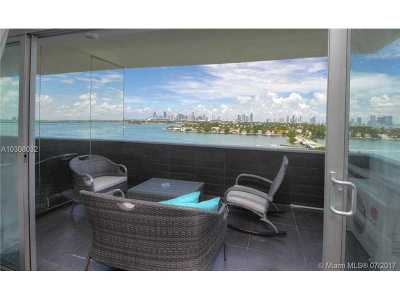 Condo Active-Available: 3 Island Ave #11G