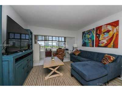 Condo Active-Available: 3 Island Ave #7B