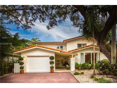 Coral Gables Single Family Home Active-Available: 422 Bianca Ave