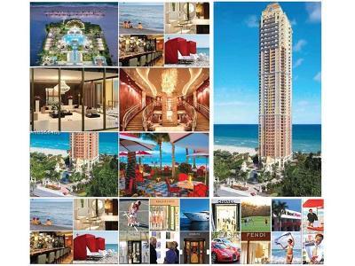 Sunny Isles Beach FL Condo For Sale: $7,450,000