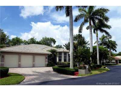 Palmetto Bay Single Family Home For Sale: 7360 SW 170th Ter