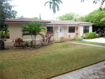 Miami Shores Single Family Home For Sale: 82 NW 98th St
