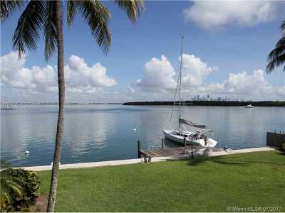 Key Biscayne Condo For Sale: 166 Harbor Dr #16C