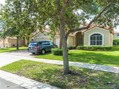 Miramar Single Family Home Active-Available: 16254 Southwest 36th Dr