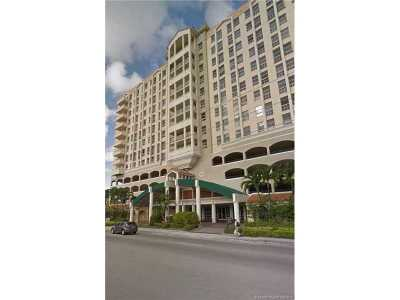 Coral Gables Condo Active-Available: 2351 Douglas Rd #501