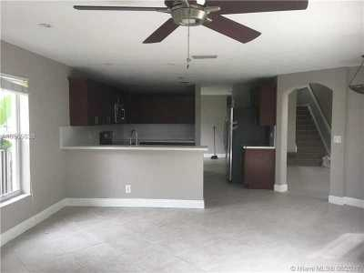Miramar Single Family Home Active-Available: 14821 Southwest 18th St
