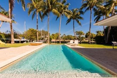 Key Biscayne Single Family Home Active-Available: 921 Harbor Dr
