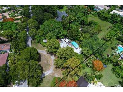 Pinecrest Single Family Home Active-Available: 13291 Old Cutler Rd