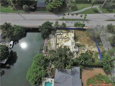 Coral Gables Residential Lots & Land Active-Available: 5135 Orduna Dr