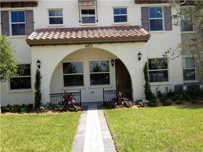 Cooper City Condo Active-Available: 4013 Cascada Cir