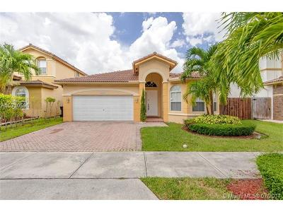 Doral Single Family Home Active-Available: 8308 Northwest 115th Ct