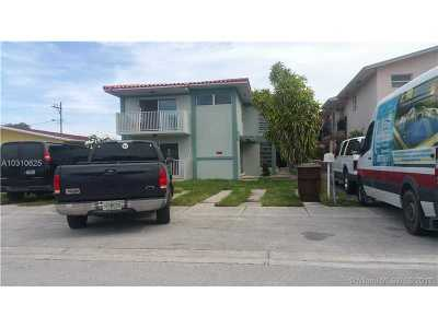 Hialeah Multi Family Home Active-Available: 466 East 31st St
