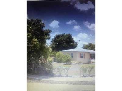 Fort Lauderdale Single Family Home For Sale: 3160 Auburn