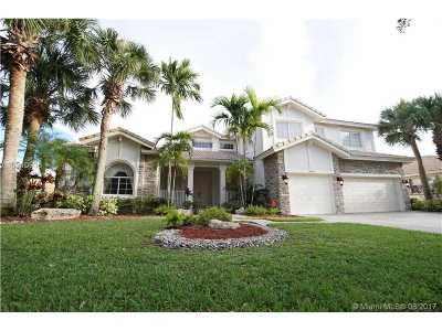 Cooper City Single Family Home Active-Available: 12900 Country Glen Dr