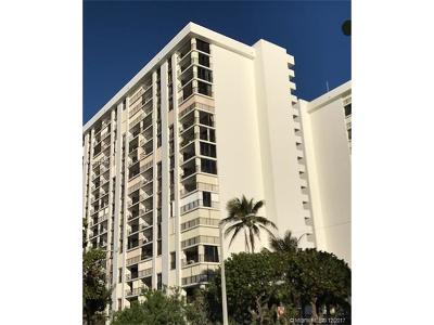 Fort Lauderdale Condo Active-Available: 1901 North Ocean Blvd #5D