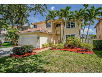Miramar Single Family Home Active-Available: 18122 Southwest 27th St