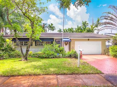 Miami Shores Single Family Home For Sale: 670 NE 97th St