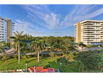 Key Biscayne Condo For Sale: 199 Ocean Lane Dr #510