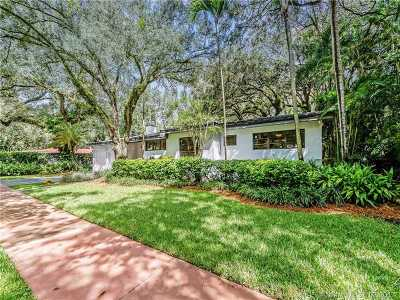 Coral Gables Single Family Home Active-Available: 1461 Mantua Ave