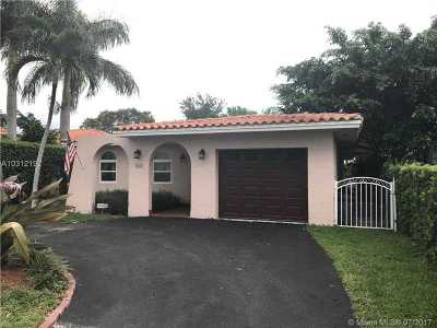 Coral Gables Single Family Home Active-Available: 919 Red Rd