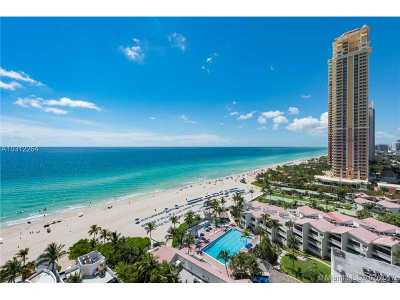 Sunny Isles Beach Condo Active-Available: 18001 Collins Ave #1210