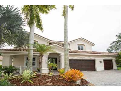 Weston Single Family Home For Sale: 2191 Quail Roost Dr