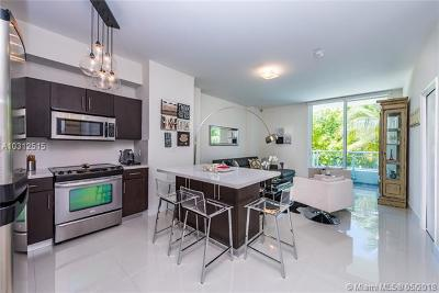 Miami Beach Condo For Sale: 2020 Prairie Ave #205