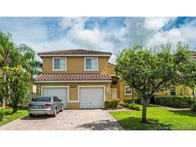 Single Family Home For Sale: 13411 SW 144th Ter