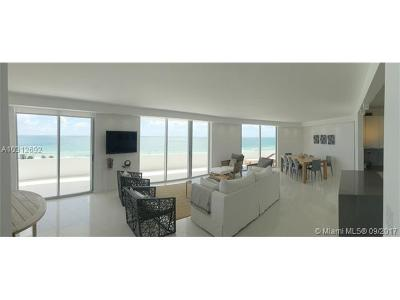 Miami Beach Condo For Sale: 5161 Collins Ave #1114