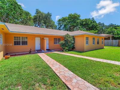 North Miami Single Family Home Active-Available: 1671 Northeast 143rd St