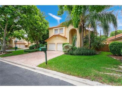 Doral Single Family Home Active-Available: 5893 Northwest 108th Pl