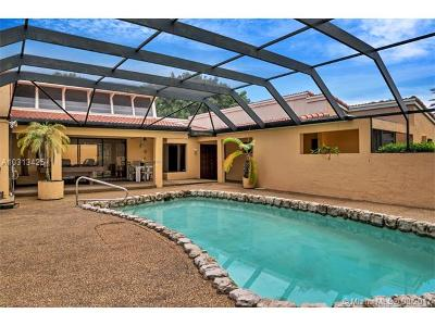 Coral Springs Single Family Home For Sale: 10900 NW 24th St