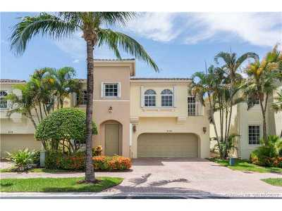 Aventura Single Family Home Active-Available: 3156 Northeast 212th Ter