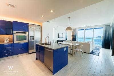 fort lauderdale Condo For Sale: 3101 Bayshore Dr #906