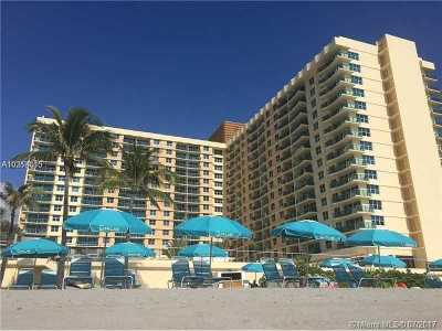 Hollywood Condo Active-Available: 2501 South Ocean Dr #335