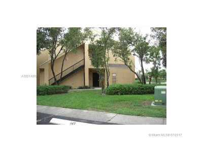 Pembroke Pines Condo Active-Available: 356 Southwest 83rd Way #105